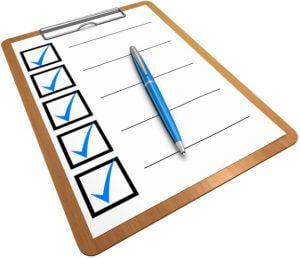 Checkliste zur Domainwahl