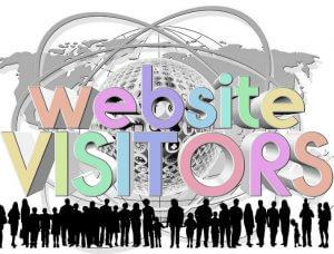 Website Besucher